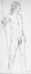 Nude 4 by melydia