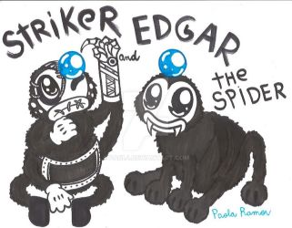 Edgar/Striker by Paol4