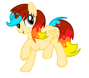 Bright (My ponysona) by Dash-and-her-life