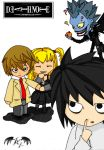 DEATH Note Chibi by l3xxybaby