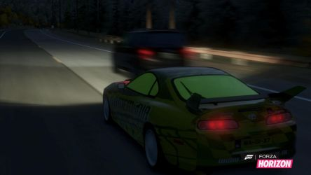 FH: GM Supra '98 - Cruisin' through the night by magixman