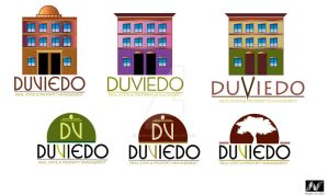 Duviedo-logo-design by mambographic