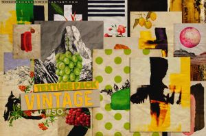 Vintage Texture Pack #50 by LilithDemoness