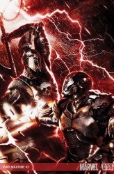 War Machine VS Ares by Jake-Townsend