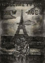 Welcome to the new age by AdorataSrdenkova