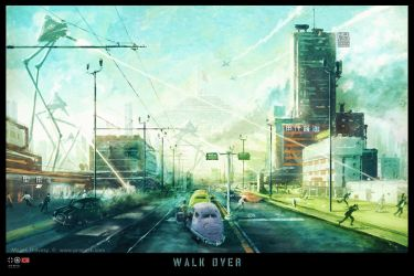 Walk Over by Prasa