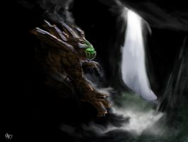 Malphite Concept Art LoL by Zombiek9