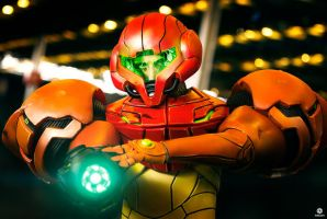 Samus Cosplay by Samus-Cosplay