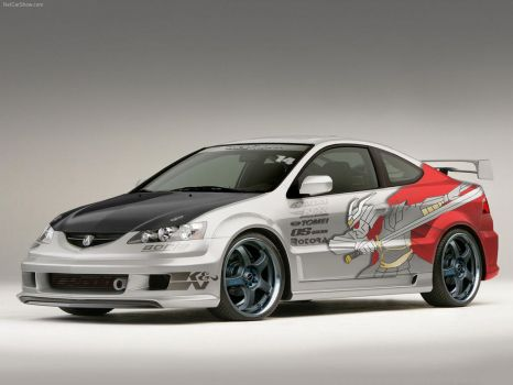 The Last Samurai, Acura RSX by Mumakil