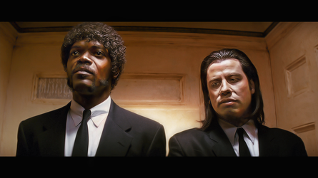 Pulp Fiction by G-10gian82