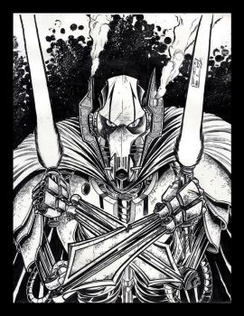 General Grievous by ElDiabloChingon