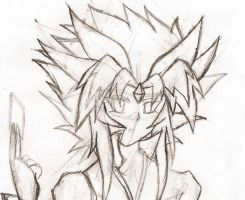 Arc-V OC: Kazuto Reiji the original Jikan(preview) by NeonNeoz