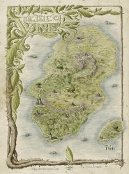 The Isle of Ynes by SirInkman