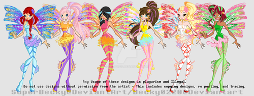 MagixClub Offical Sirenix Designs by becky0220