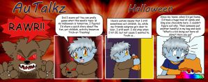 AuTalkz - Halloween by mdchan