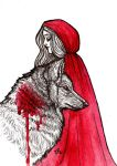 Red Riding Hood by zarielcharoitite