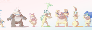 Toony Koopalings by FantasyFreak-FanGirl
