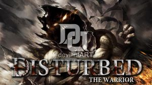Disturbed - The Warrior by morbustelevision2