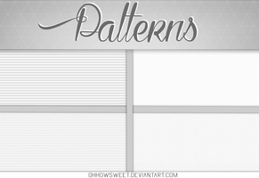 Patterns by OhHowSweet