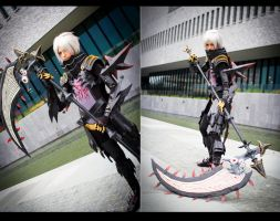 Haseo - Dot Hack // GU by ShamanRenji