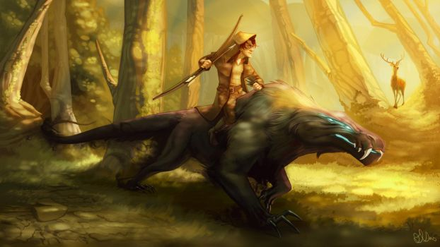 The Hunt by Edriss