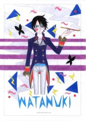 Watanuki - New Wave by ticibr