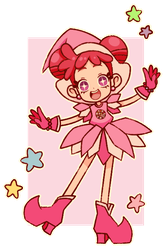 Ojamajo Doremi fan art by BrokenDoll777