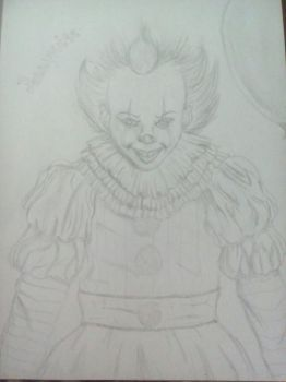 Pennywise (IT) by Lea-Artist