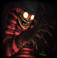 SPRINGWOOD SLASHER by WORMBOYx