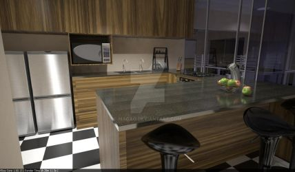 kitchen by magao