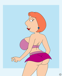 Lois Griffin by new-nano-b