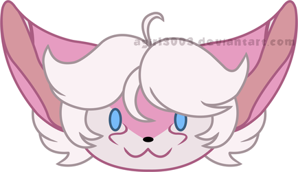 Fennec Face Icon by Agirl3003