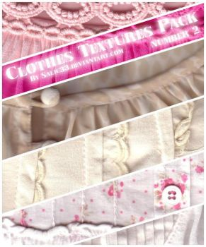 Clothes Textures Pack 2 by Salic33