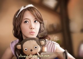 SNSD Yoona by chowyj