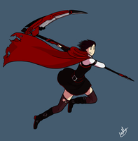 Ruby Rose by MarchAlius