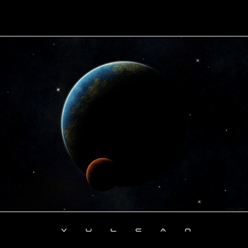 vulcan by istarlome