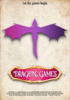 Ever After High: Dragon Games Poster by ArthurTheBootleg