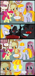 My little pony - the six winged serpent - 31 by Culu-Bluebeaver