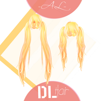 [MMD] TDA Hair5 By Aliskysw - DL by Aliskysw