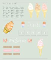 Ice cream custombox by My-test-accountt
