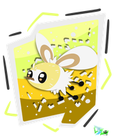 Cute Beefly by CloudyZu