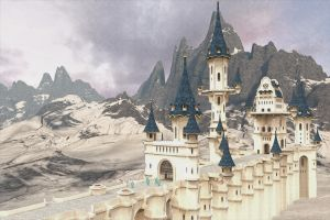 Castle, Preview by fumar-porros
