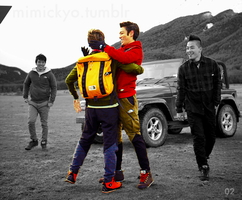 GTOP North Face 2 by Mimickyo