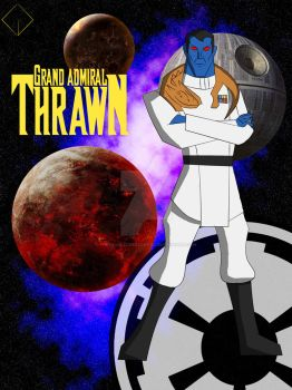 Grand Admiral Thrawn, The Heir to the Empire by TheScarletMercenary