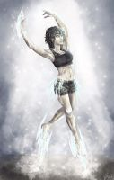 Prima Ballerina by RoutArt