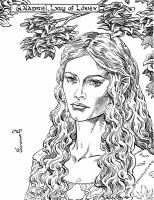 Galadriel by mlpeters