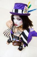 Mad Moxxi by UndercoverEnvy