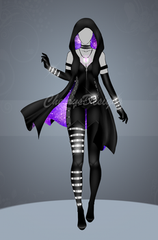 (closed) Auction Adopt - Outfit 494 by CherrysDesigns