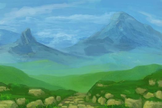 Mountainbg by MattJWood