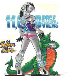 11000 views by the-fallen-one3